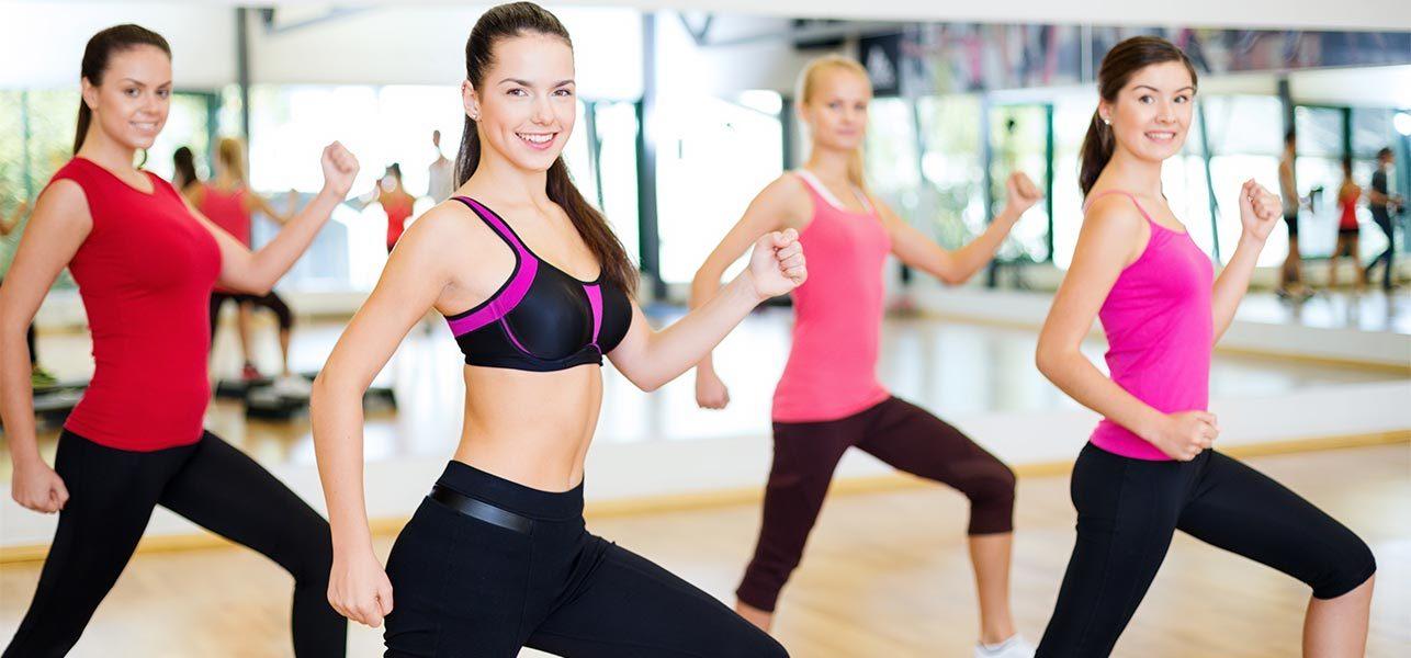 Bài tập aerobic giảm cân hiệu quả nhanh chóng