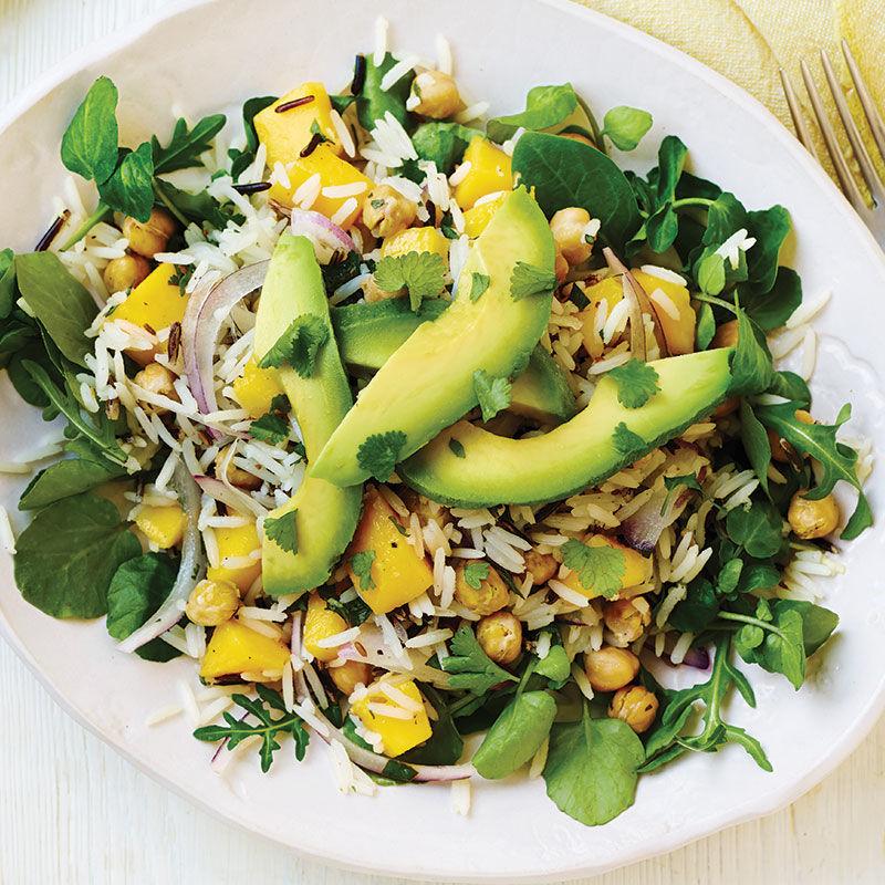 Món salad bơ vừa dễ ăn lại giúp chi em tăng cân