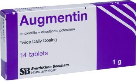 thuốc kháng sinh augmentin