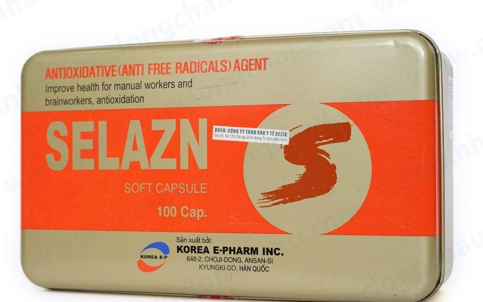 Tìm hiểu về những tác dụng của thuốc Selazn