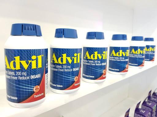 thuốc advil trị bệnh gì
