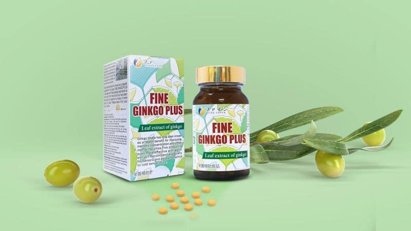 Thuốc bổ não Fine Ginkgo Plus